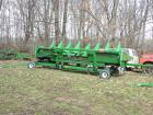"John Deere 608C 30"" corn heads serial #'s 1H00608CVX74532 Header Wagon Is not included."