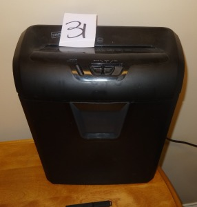 Staples Paper Shredder