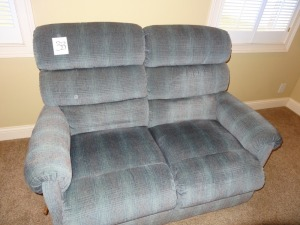 La-Z-Boy Zero Clearance Recliner
