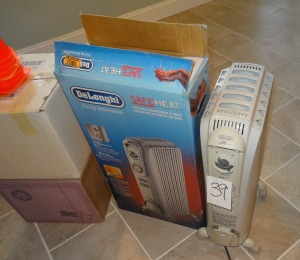 DeLonghi SafeHeat Heater