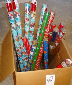 Christmas Wrapping Paper - some Disney