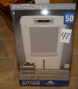 Frigidaire Dehumidifier - new in box