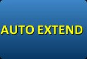 Auto Extend-Lots will be auto extended for extra bidding if a lot is being bid on close to the ending time they will auto extend for 3 minutes to allow the other bidder a chance to bid.