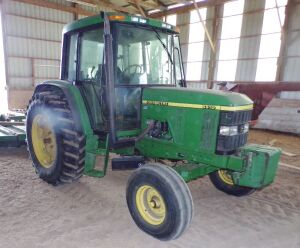 John Deere 6410, CHA, Serial # P240462, front weights, 1940 hours, click on the photo for additional pictures.