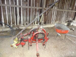 451 New Holland cycle mower ser.541876