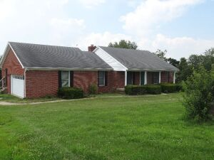 3br, 2ba, brick home on 2 acres Shelby County, KY