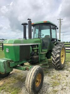 John Deere 4430 Cab Tractor, Serial # 047183R, unsure of hours, see pictures