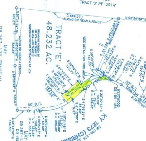 Tract E: 48.232 acres with frontage on Chrisman Lane that is a combination of clear land and trees. It is improved with a rustic studio with living quarters, a nice tobacco barn, and a kiln. Lots of opportunities for this wonderful piece of land. You are