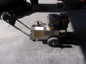 BE Pressure Washer 3500 PSI 4 gal. per minute