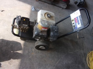 BE Pressure Washer 4000 PSI 4 gal. per minute