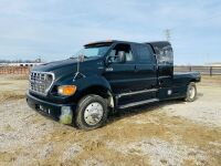 2001 Ford F-650 Super Crewzer w/ 6spd Allison Transmission