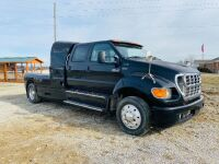 2001 Ford F-650 Super Crewzer w/ 6spd Allison Transmission - 3