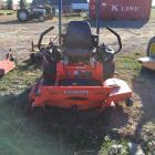 Kubota 27 hp gas 54 inch cut ZTR 44 hrs