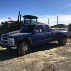 1990 Chevy Dually. 200332 Miles