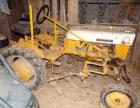 INTERNATIONAL CUB TRACTOR W/CULTIVATOR RUNS GOOD. SERIAL NUMBER 238068J.