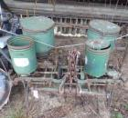 OLD JOHN DEER 2 ROW CORN PLANTER