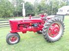 McCormick Farmall H, refurbished, serial number 41471