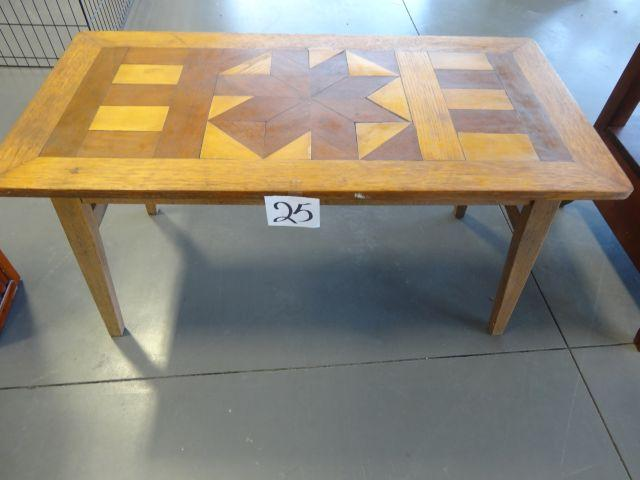 SMALL COFFEE TABLE X FT WIDE X DEEP - 3ft coffee table